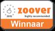 zoover award 2012